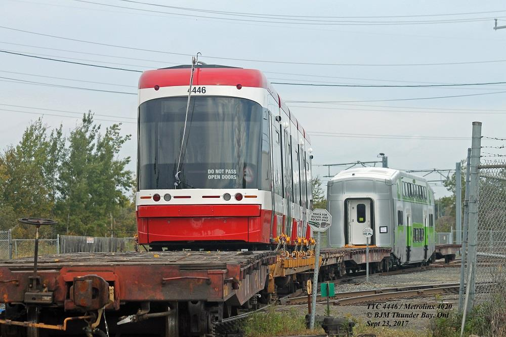 Next New Streetcar to Join the Fleet