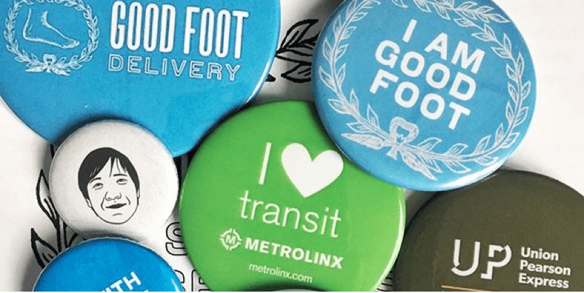 Good Foot Delivery service puts its best foot forward by using GO Transit