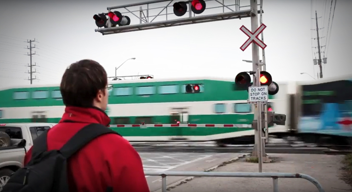 Training for transit independence in Ontario
