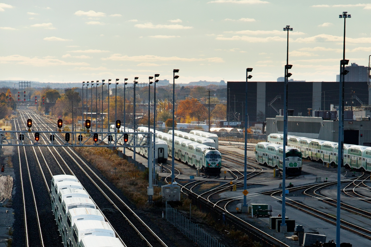 Can you make the grade as a GO train conductor? Take our exclusive quiz.